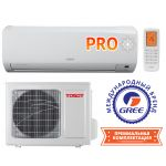 Кондиционер TOSOT GK-24NPR NORTH INVERTER PRO A++ ( -20C + 48C ) зимний комплект